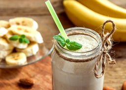 Recept Banana-Bambu smoothie