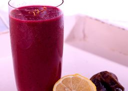 Recette Smoothie aux betteraves rouges : Drop the beet !