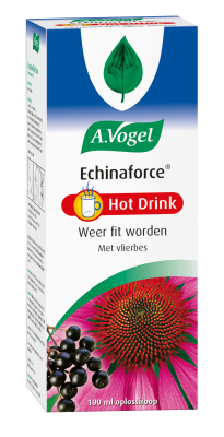 Packshot Echinaforce Hotdrink