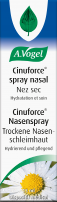 Cinuforce spray nasal nez sec