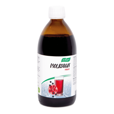 Packshot Molkosan fruit 500ml