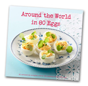 Gezondheidsvoordelen van eieren - Around The World In 80 Eggs