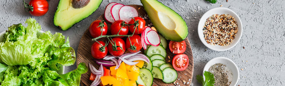 cholesterol dieet menu