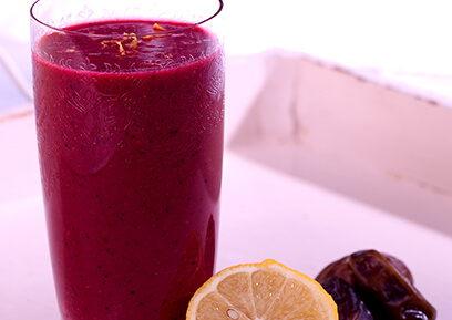 Recept rode bieten smoothie: Drop the beet